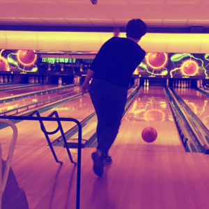 Mary Ann Mahoney Bowling @ Riverside Bowl in Wallasey