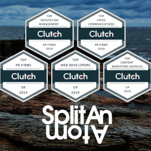 Split An Atom June 2019 awards